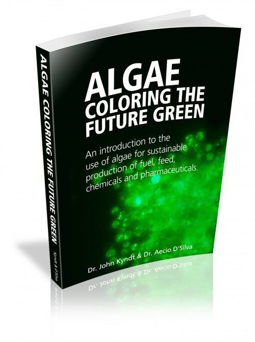 Algae Coloring the Future Green